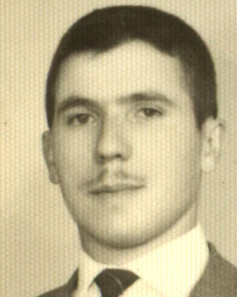 1940-1993 Mehmet Ali Ekşi
