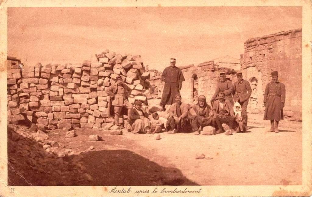 15 Eylül 1919 tarihli Suriye Anlaşması ile İngilizler Musul karşılığında Adana, Antep, Maraş ve Urfa'yı Fransızlara bıraktılar. Bu tarihlerde Fransızların bölgedeki kuvvetleri 500 er, 12 makineli tüfek ve bir süvari takımından ibaretti. Bunlara 500 kadar da Ermeni lejyoner katılmıştı.