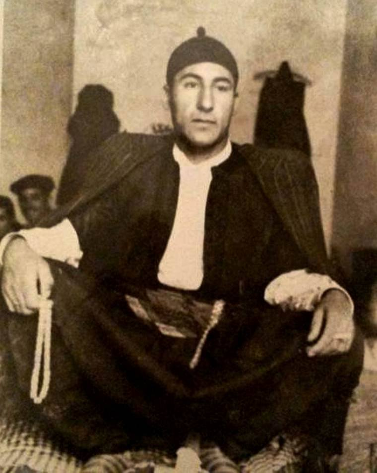 Mahkumlardan Ali Can
