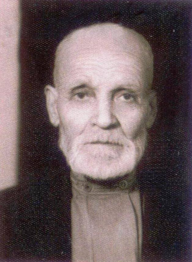 1895-1981 Mehmet Ali Ekşi Yemen ve Mısır Gazisi (Annnemin Amcası)