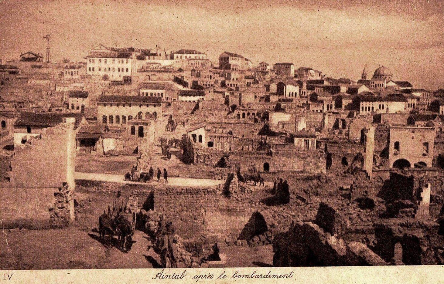 Fransızlarla birlikte Mondros'tan sonra peyderpey şehre dönen Ermeniler de şehri terk ettiler. Kuva-yı Milliye milisleri, bu grupların arkasına düştü.