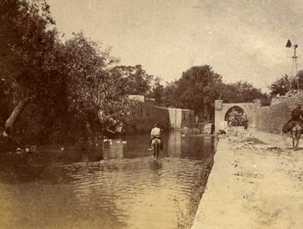 Aleppo Qwiq River (1)