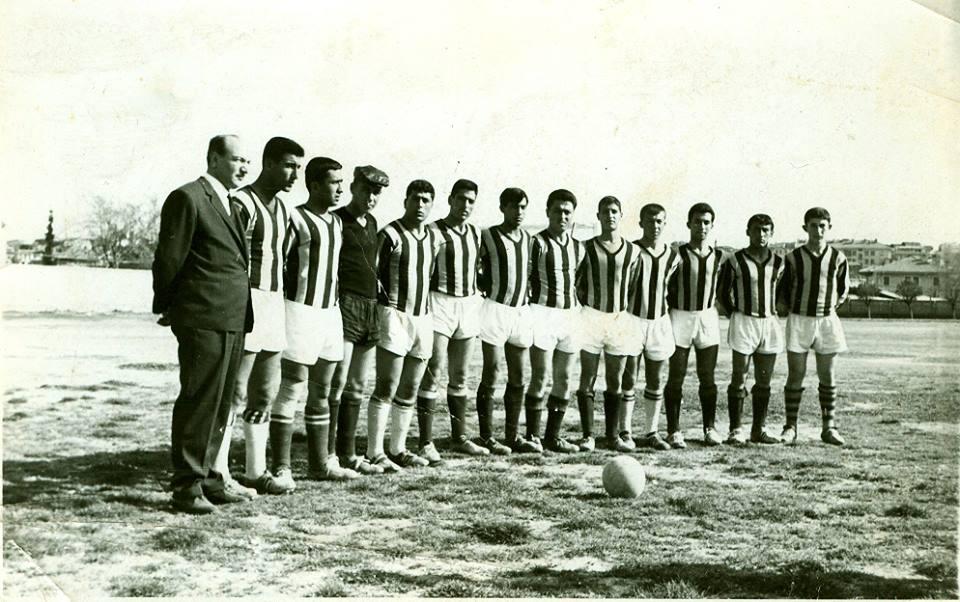 Kalespor (1962-1963)