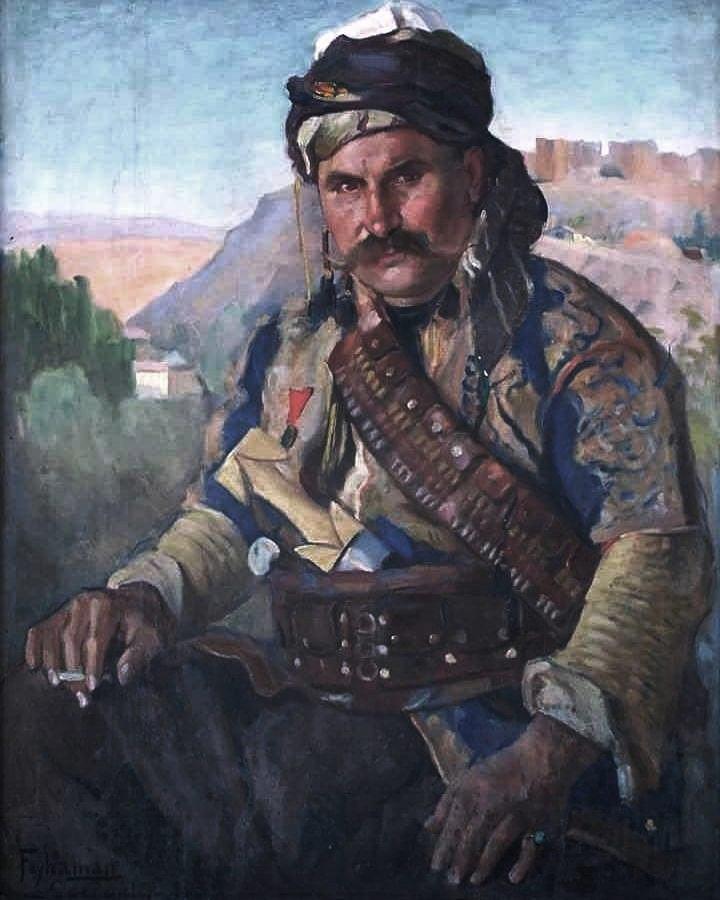 Ressam Feymihan Duran, 1937